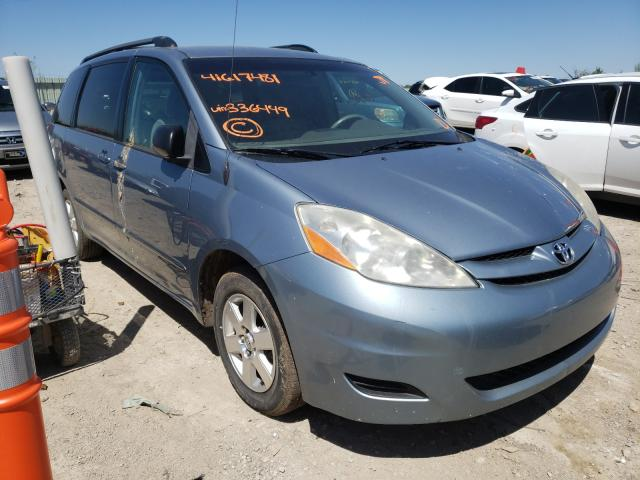2010 TOYOTA SIENNA CE 5TDKK4CC5AS336449