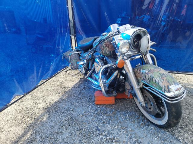 Salvage cars for sale from Copart Spartanburg, SC: 1995 Harley-Davidson Flhr