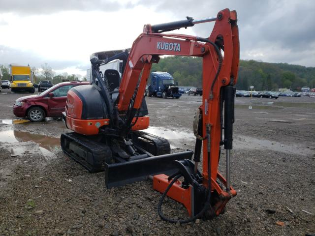 Kubota salvage cars for sale: 2014 Kubota KX040-4