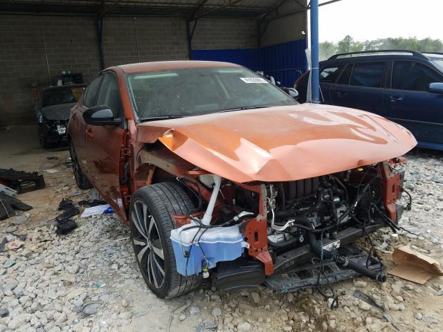 Vehiculos salvage en venta de Copart Cartersville, GA: 2019 Nissan Altima SR