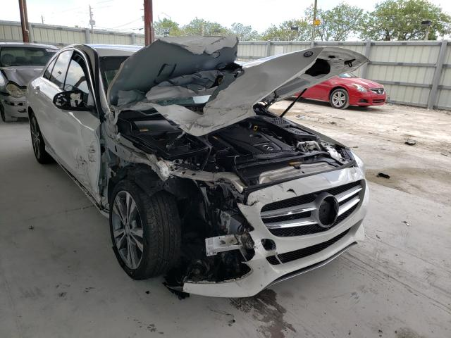 Salvage 2015 MERCEDES-BENZ C CLASS - Small image. Lot 41958591