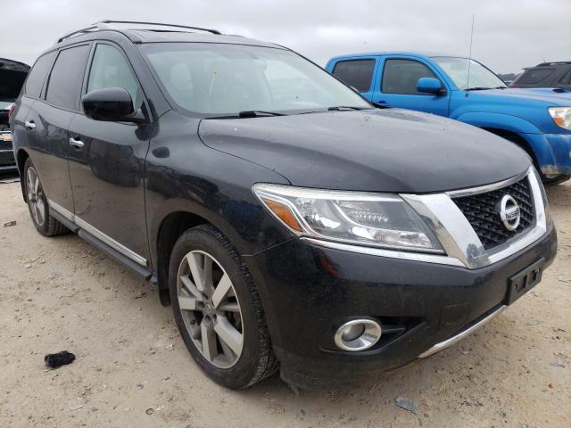 2016 Nissan Pathfinder en venta en New Braunfels, TX
