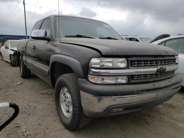 Salvage cars for sale from Copart Houston, TX: 2000 Chevrolet Silverado