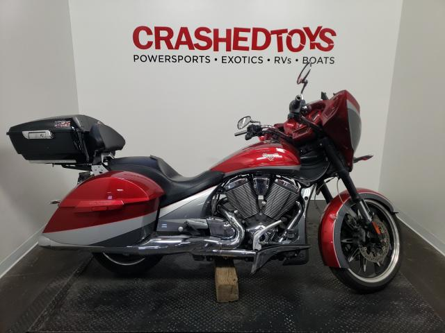 Victory salvage cars for sale: 2015 Victory Magnum