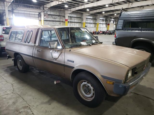 Salvage cars for sale from Copart Woodburn, OR: 1984 Mitsubishi Truck
