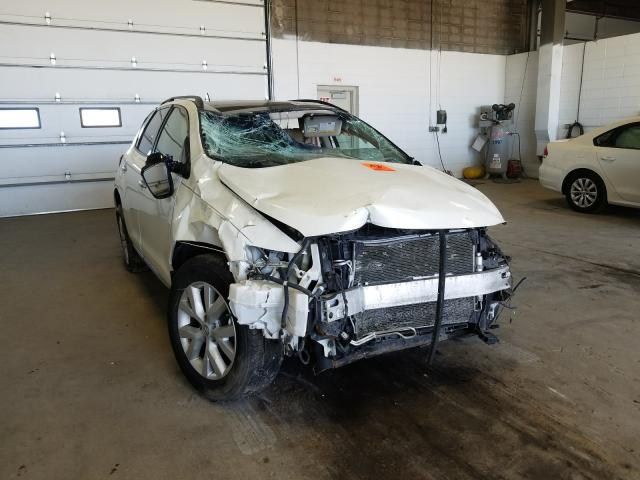 Nissan salvage cars for sale: 2011 Nissan Murano S