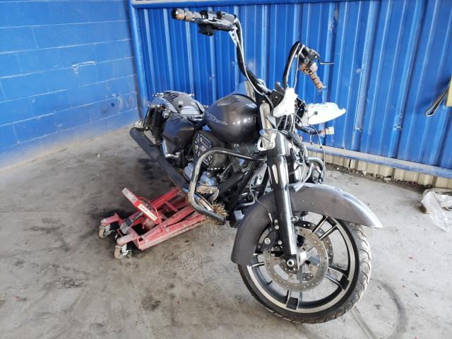Salvage cars for sale from Copart Cartersville, GA: 2014 Harley-Davidson Flhx Street