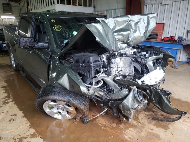 Salvage cars for sale from Copart Longview, TX: 2020 Dodge RAM 1500 BIG H