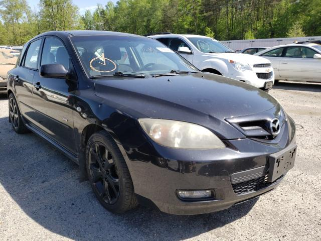 Mazda 3 salvage cars for sale: 2008 Mazda 3