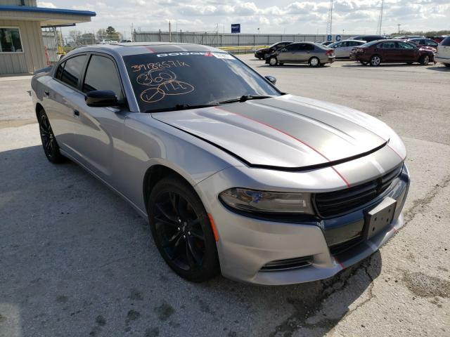Salvage cars for sale from Copart Rogersville, MO: 2018 Dodge Charger SX