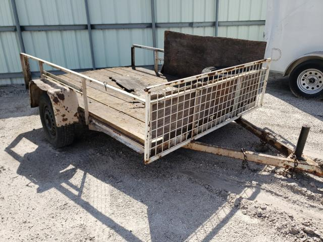 Miscellaneous Equipment Vehiculos salvage en venta: 1980 Miscellaneous Equipment Trailer