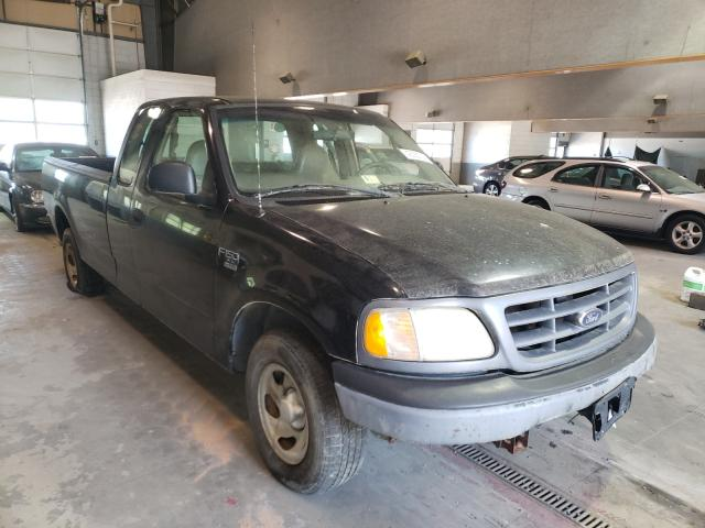 Salvage cars for sale from Copart Sandston, VA: 2001 Ford F150