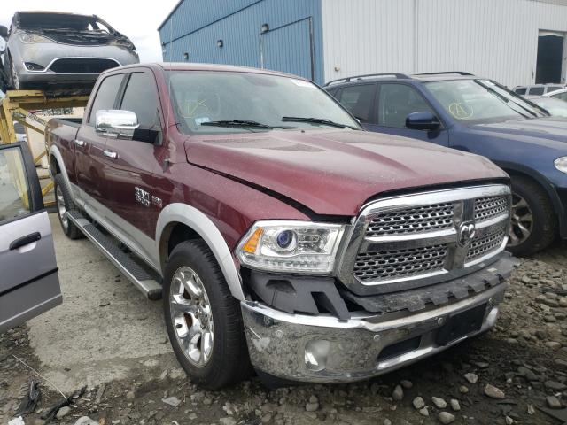Salvage cars for sale from Copart Windsor, NJ: 2017 Dodge 1500 Laram
