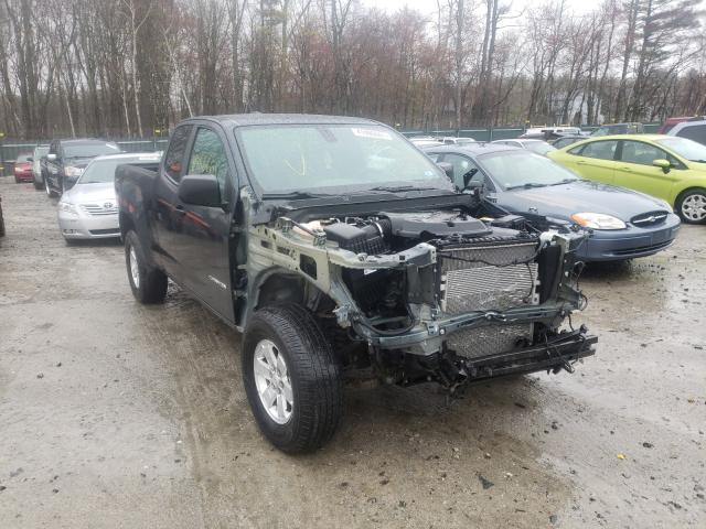 Salvage cars for sale from Copart Candia, NH: 2017 GMC Canyon