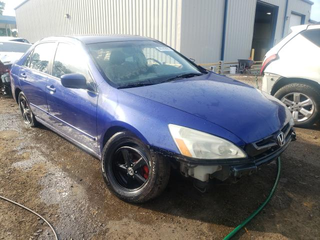 Salvage cars for sale from Copart Harleyville, SC: 2005 Honda Accord LX