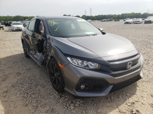 2018 Honda Civic Sport en venta en Memphis, TN