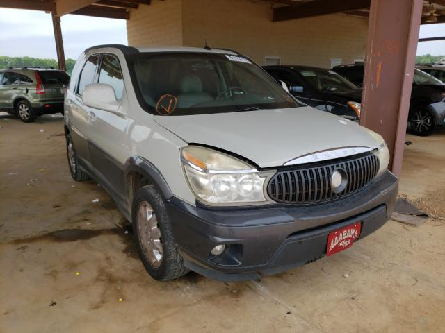 Burn Engine Cars for sale at auction: 2004 Buick Rendezvous