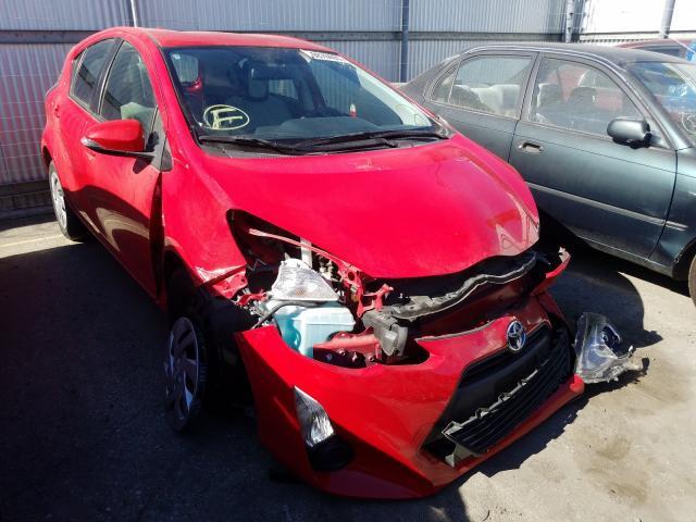 2015 Toyota Prius C en venta en Los Angeles, CA