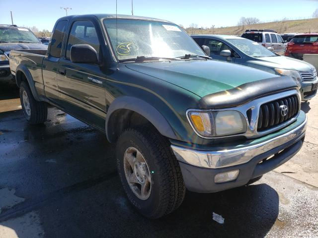 Toyota salvage cars for sale: 2001 Toyota Tacoma XTR