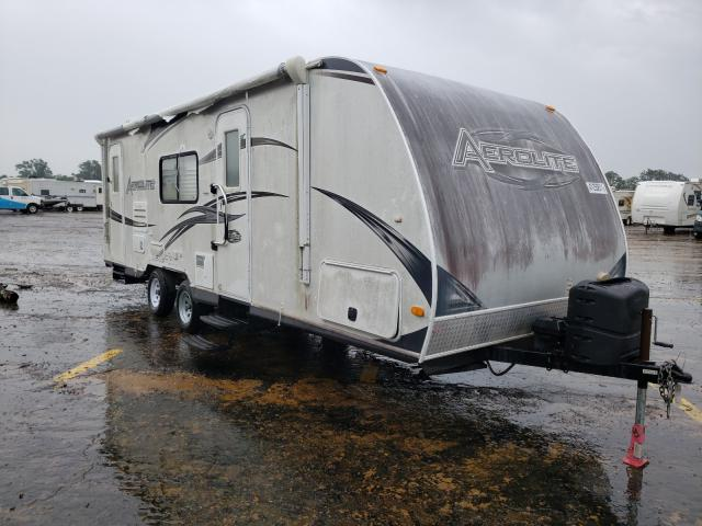 Dtch Trailer salvage cars for sale: 2012 Dtch Trailer