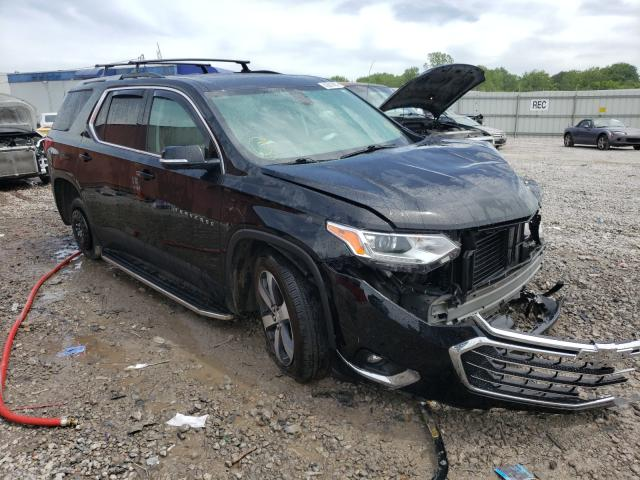 Salvage cars for sale from Copart Hueytown, AL: 2018 Chevrolet Traverse L
