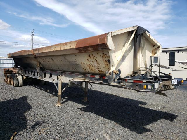 Salvage cars for sale from Copart Airway Heights, WA: 2004 Other Dump Trailer