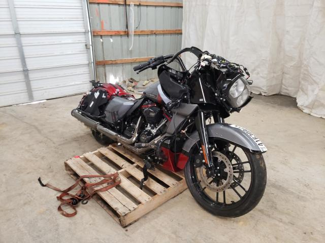Salvage motorcycles for sale at Madisonville, TN auction: 2019 Harley-Davidson Fltrxse