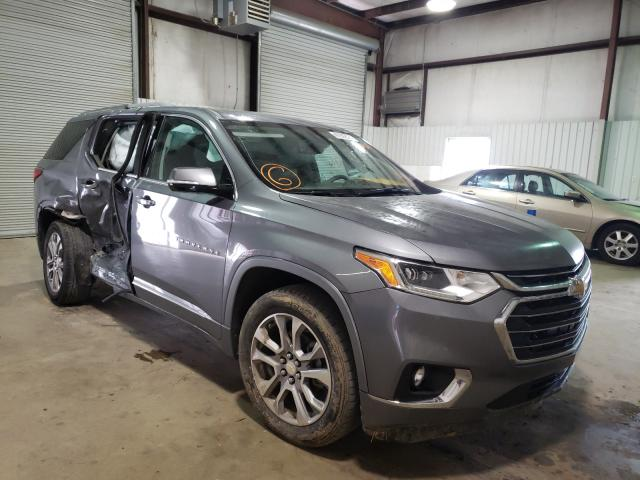 Salvage cars for sale from Copart Lufkin, TX: 2018 Chevrolet Traverse P