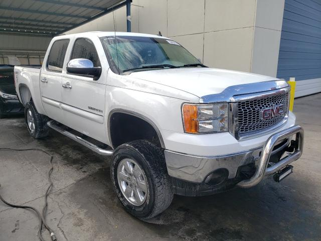 Salvage cars for sale from Copart Anthony, TX: 2011 GMC Sierra K15