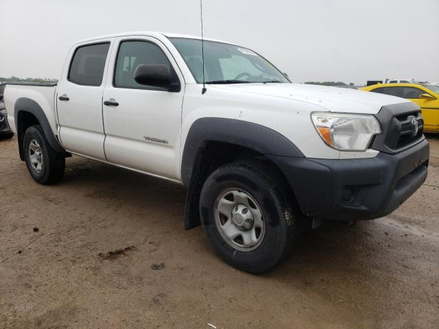 Salvage cars for sale from Copart Temple, TX: 2015 Toyota Tacoma DOU
