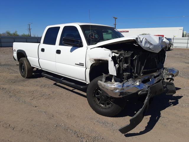 Salvage cars for sale from Copart Phoenix, AZ: 2006 Chevrolet Silverado