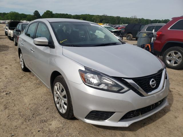 Salvage cars for sale at Conway, AR auction: 2017 Nissan Sentra S
