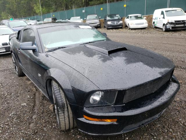 Salvage cars for sale from Copart Graham, WA: 2005 Ford Mustang GT