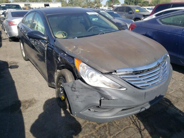 Salvage cars for sale from Copart Colton, CA: 2011 Hyundai Sonata GLS