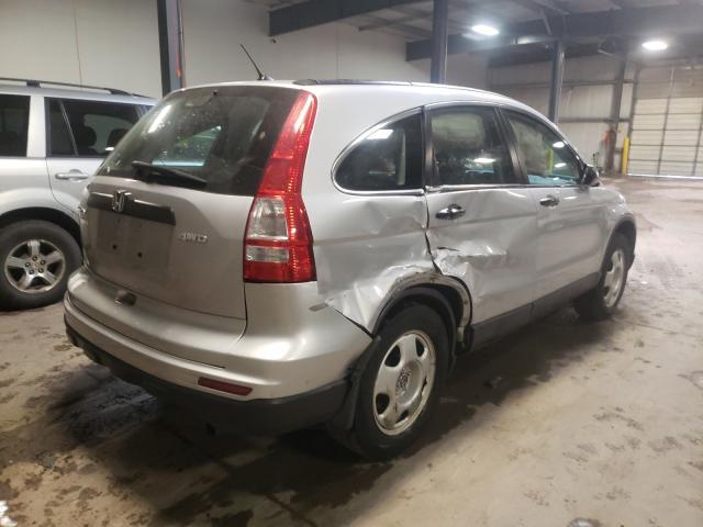 2011 HONDA CR-V LX 5J6RE4H3XBL104277