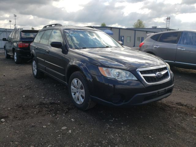 Salvage cars for sale from Copart Finksburg, MD: 2009 Subaru Outback
