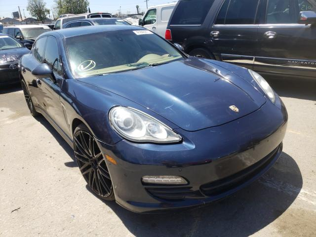 Porsche salvage cars for sale: 2011 Porsche Panamera 2