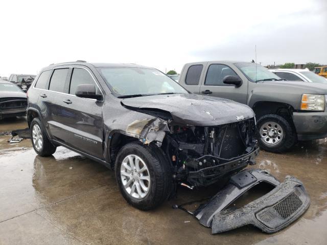 2021 Jeep Grand Cherokee en venta en Grand Prairie, TX