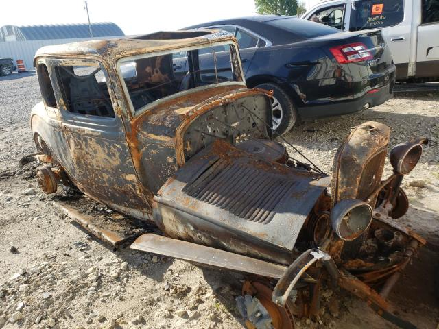 Salvage 1932 FORD ALL OTHER - Small image. Lot 40150421