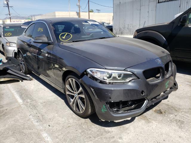 BMW Vehiculos salvage en venta: 2016 BMW 228 I Sulev