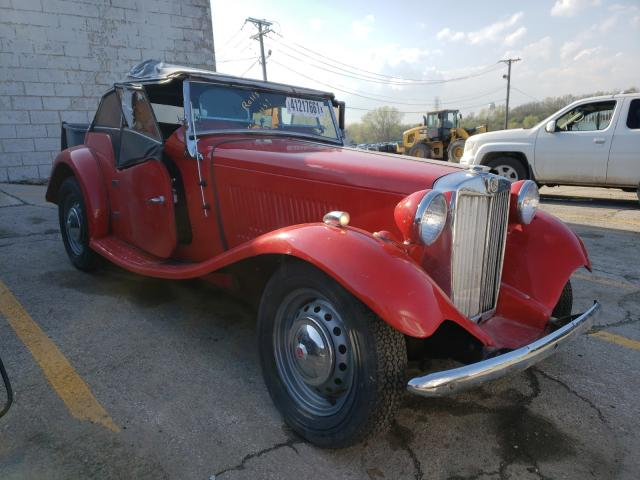 1952 MG TD for sale in Chicago Heights, IL