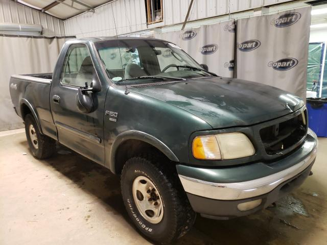 Salvage cars for sale from Copart Tifton, GA: 2002 Ford F150