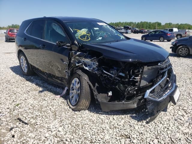 2021 Chevrolet Equinox en venta en Alorton, IL