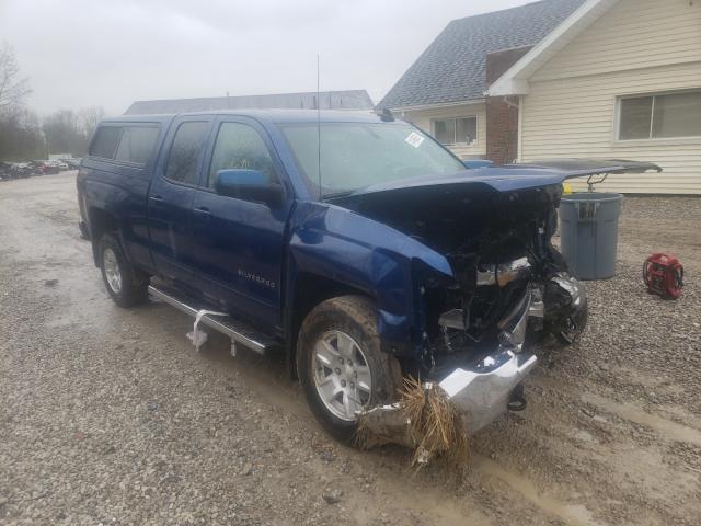 Vehiculos salvage en venta de Copart Northfield, OH: 2016 Chevrolet Silverado