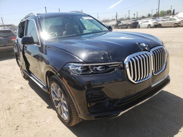 BMW salvage cars for sale: 2020 BMW X7 XDRIVE4