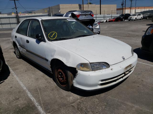 Honda Civic salvage cars for sale: 1994 Honda Civic