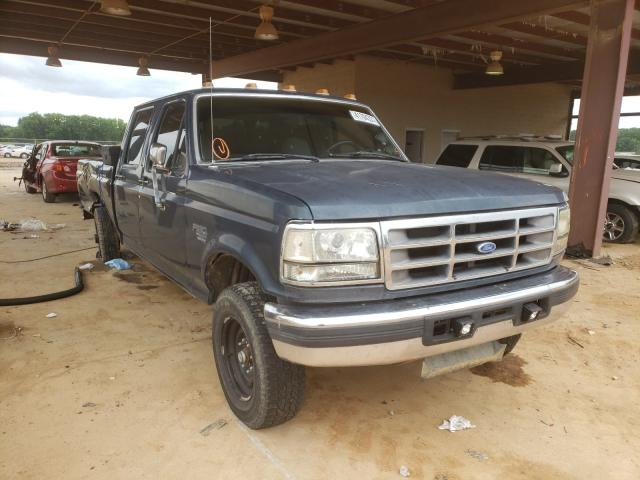 Ford F350 salvage cars for sale: 1995 Ford F350