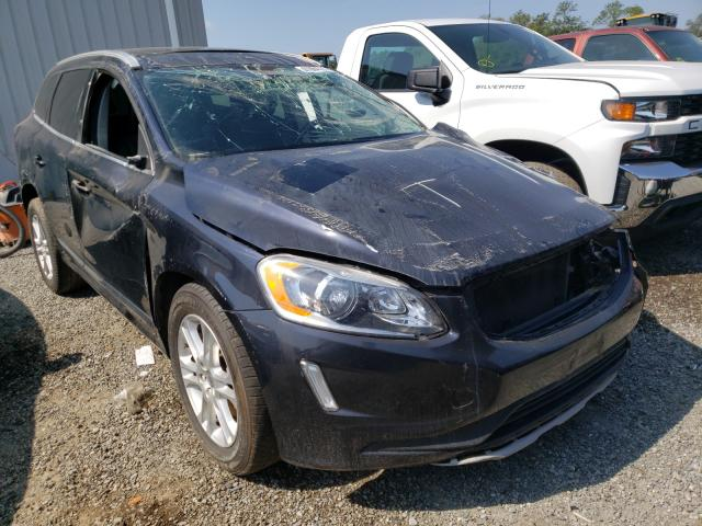 Salvage cars for sale from Copart Jacksonville, FL: 2016 Volvo XC60 T5 PR