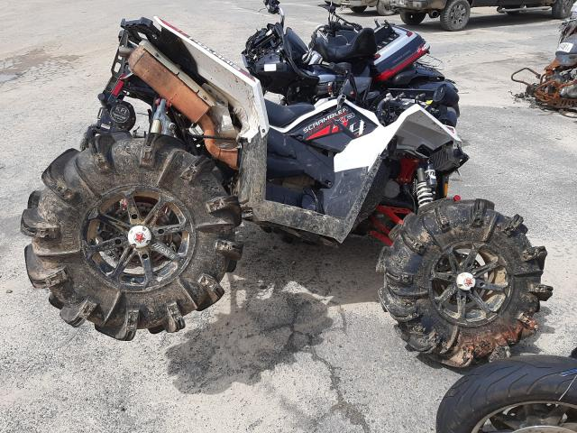 Salvage cars for sale from Copart Conway, AR: 2015 Polaris Scrambler