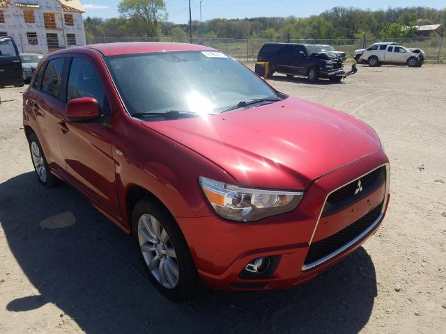 Salvage cars for sale from Copart Madison, WI: 2011 Mitsubishi Outlander